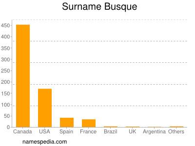 Surname Busque