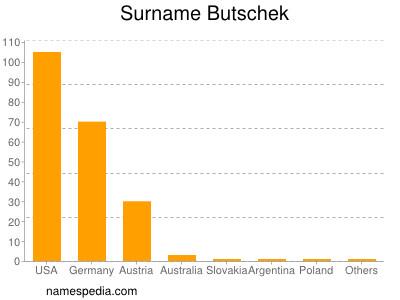 Surname Butschek