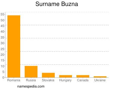 Surname Buzna