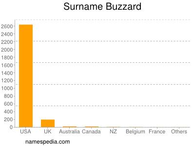 Surname Buzzard