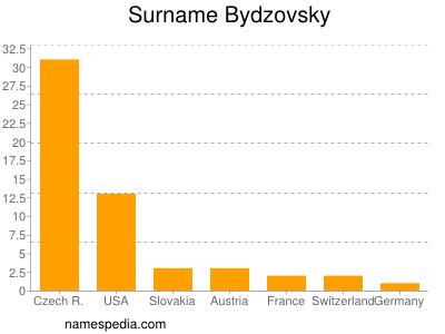 Surname Bydzovsky