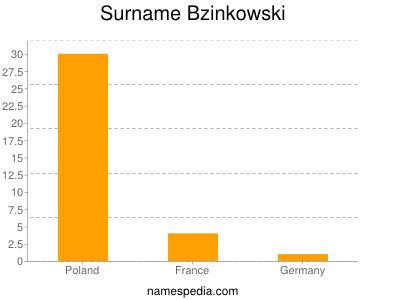 Surname Bzinkowski