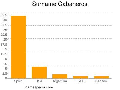 Surname Cabaneros
