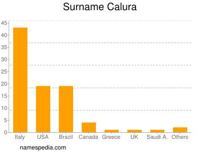 Surname Calura