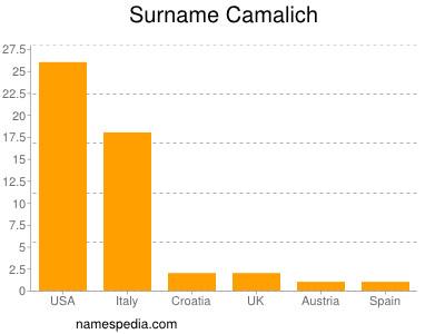 Surname Camalich