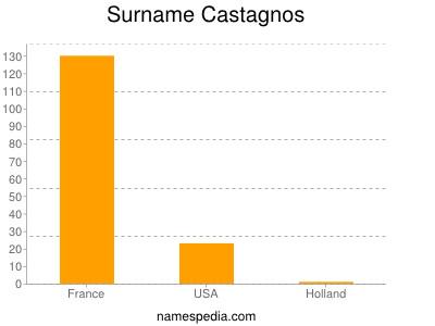 Surname Castagnos
