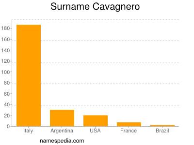 Surname Cavagnero