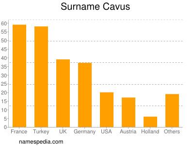 Surname Cavus