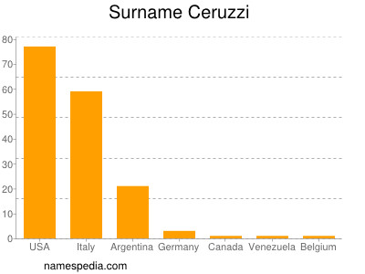 Surname Ceruzzi