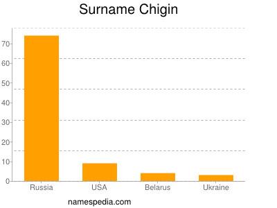 Surname Chigin