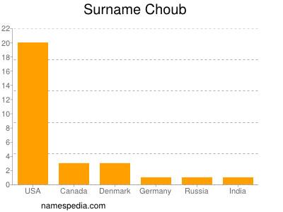 Surname Choub