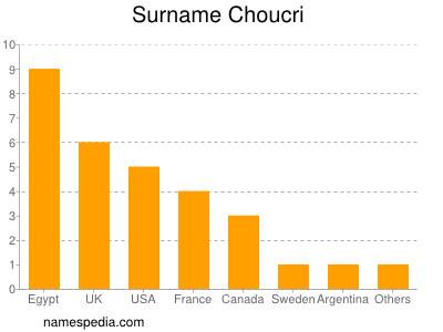 Surname Choucri
