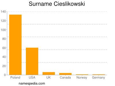Surname Cieslikowski