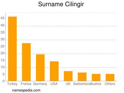 Surname Cilingir