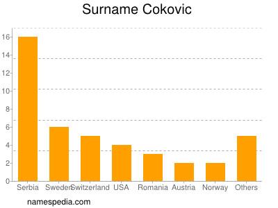 Surname Cokovic