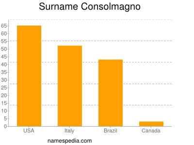 Surname Consolmagno