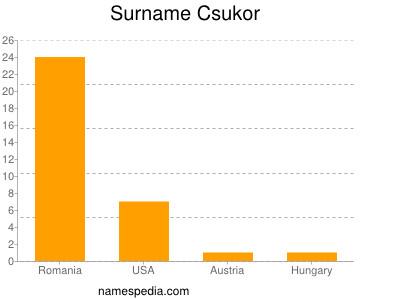 Surname Csukor