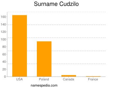 Surname Cudzilo