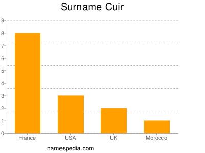 Surname Cuir