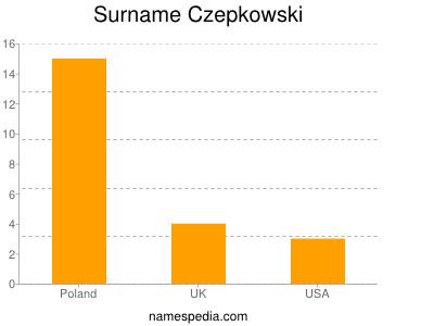 Surname Czepkowski