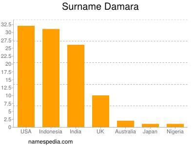 Surname Damara
