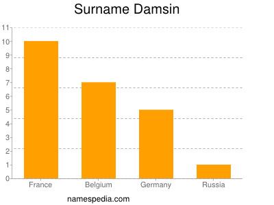 Surname Damsin
