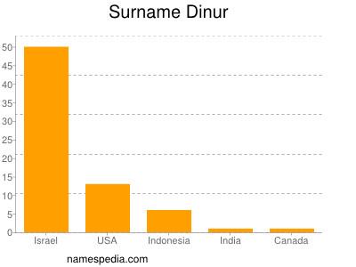 Surname Dinur