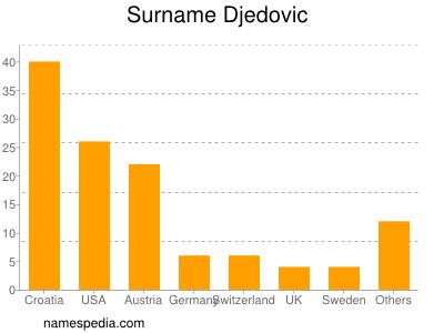 Surname Djedovic