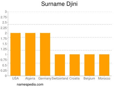 Surname Djini