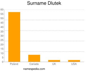 Surname Dlutek