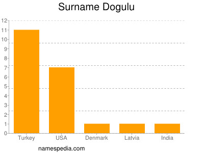 Surname Dogulu