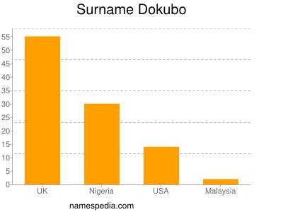 Surname Dokubo