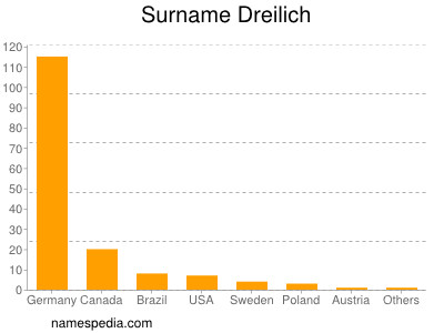 Surname Dreilich
