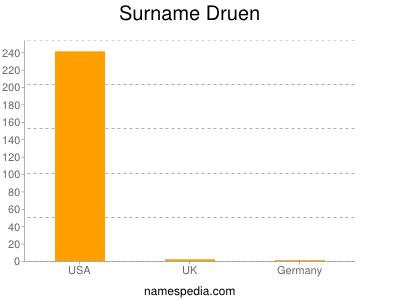 Surname Druen