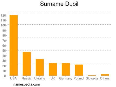 Surname Dubil