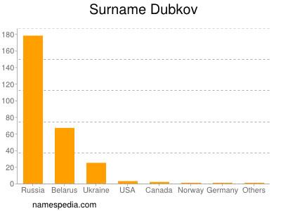 Surname Dubkov