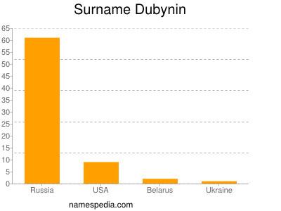 Surname Dubynin