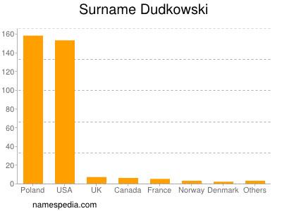 Surname Dudkowski