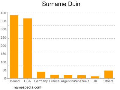 Surname Duin