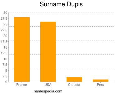 Surname Dupis
