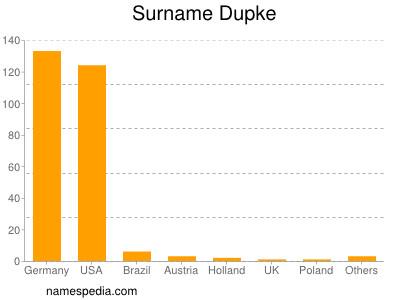 Surname Dupke