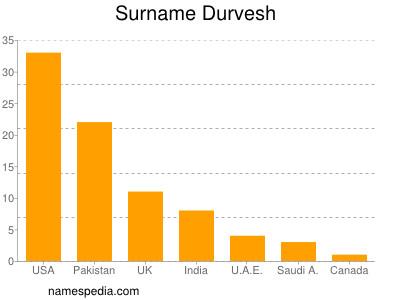 Surname Durvesh