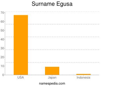 Surname Egusa