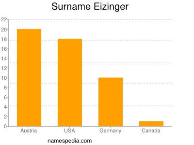 Surname Eizinger
