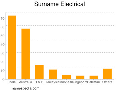 Surname Electrical