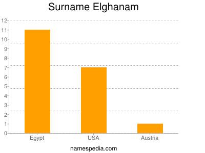 Surname Elghanam