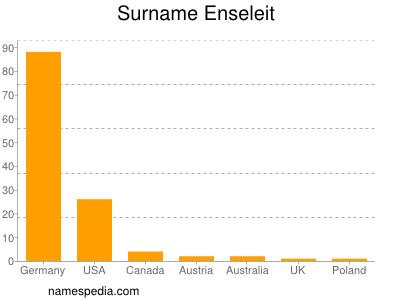 Surname Enseleit