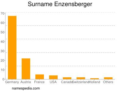 Surname Enzensberger