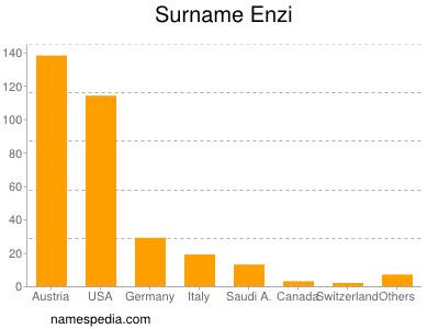 Surname Enzi