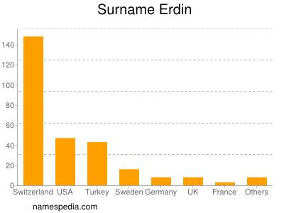 Surname Erdin